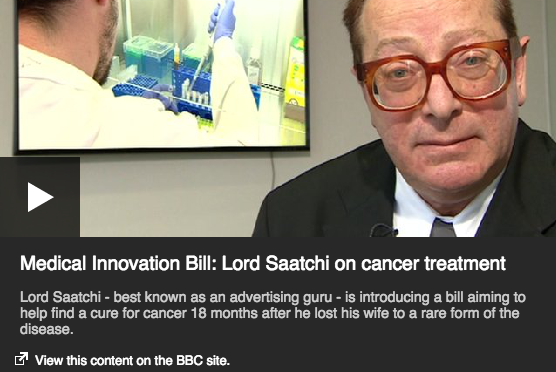 BBC - Medical Innovation Bill