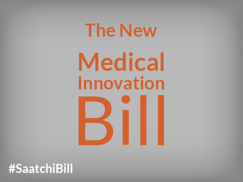 Medical Innovation Bill Saatchi Bill