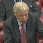 Lord Earl Howe - Health Minister - Medical Innovation Bill