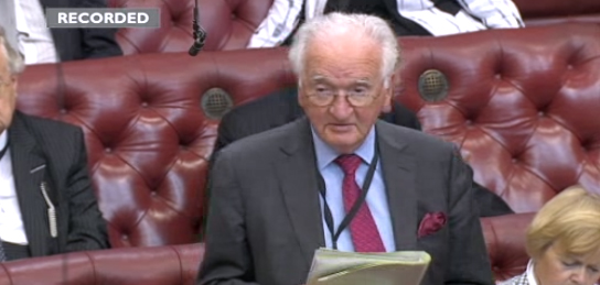 Lord Mackay, 'I believe the Bill has the best possible protection...'